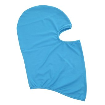 S & F Sky Blue Outdoor Cycling Face Mask - INTL - picture 2