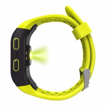 S908 GPS Sport Smart Band IP68 professional waterproof Heart rate Auto LAP Bluetooth Nordic 4.0 - intl - 4