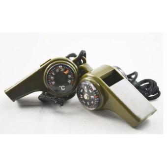 SafeWay 3 in 1 Emergency Survival Whistle (set of 2) - 3