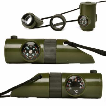 SafeWay 7 in 1 Emergency Survival Whistle - 2