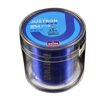 Sanwood(R) 500m Nylon Strong Monofilament Wearproof Fishing lines - Blue 3 - Intl