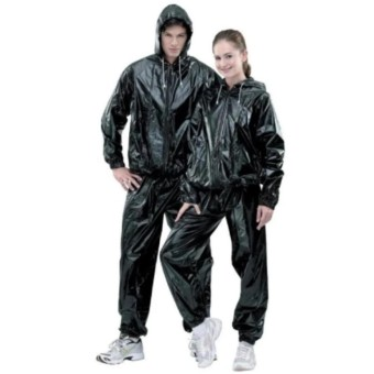 Sauna Suit with Hood (XXL)
