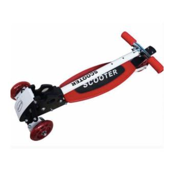 Scooter for 5yrs-12 yrs old kids (Red) - 3