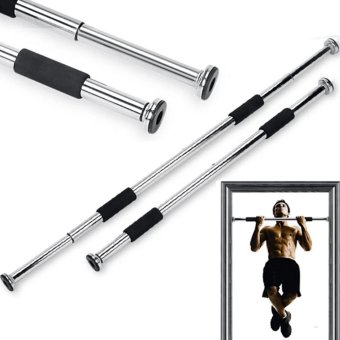 SellinCost Top Grade Iron Gym Pull Up Door Gym Chin Up Bar
