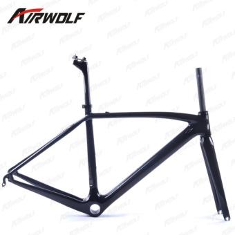 Size 54CM OEM Carbon Bike Frames With UD Black Matte Finish - intl - 5