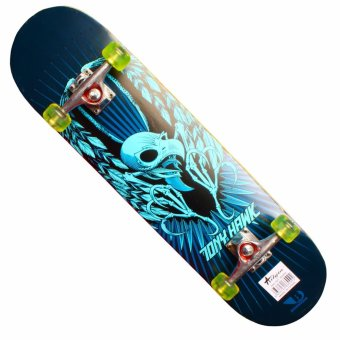 Skate Predator Hawk with Skateboard Bag (Blue) Price Philippines