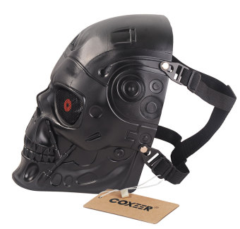 Skull Warrior Armor Mask Skeleton Cs Protective Mask