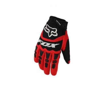 SLM FOX Outdoor Sports Car Racing Motorcycle Riding Gloves - intl