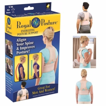 SNS Royal Posture Back Supporter (Small)