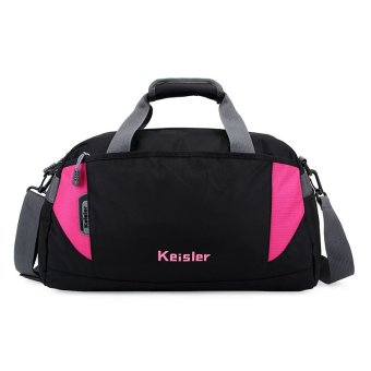 Sports gym tote outdoors leisure bag for women bmc90520 pink
