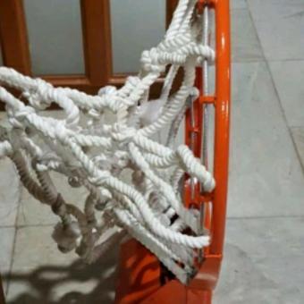 Sports In Style Basketball Hoops Heavy Duty Ring 18 Inch Standard - 2