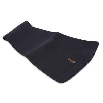 Sports Outdoors Exercise Bands Boer Sport Breathable AdjustableWaist Back Belt Support Lumbar Band Protective Gear(Black) - intl - 5