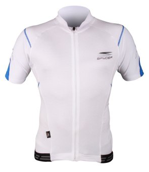 Spyder 171 Fuel Cycling Apparel (White/Blue)