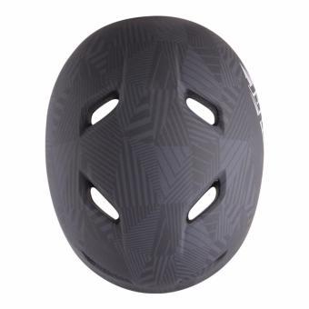 Spyder Urban Cycling Helmet Grind 351m (Matt Black/Silver) - Medium - 2