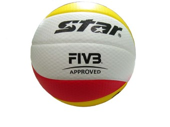 Star Grand Champion Volleyball (White/Red/Yellow) FIVB, KOVO and KVA Approved Price Philippines