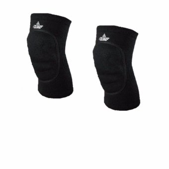 Star XD323W Volleyball Knee Pad (Black)