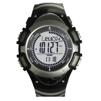 SUNROAD Sports Watch FR8204A Altimeter Barometer Thermometer ELBacklight