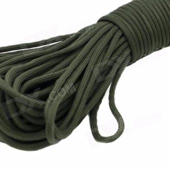 Tactical Paracord Parachute Cord Strand Nylon 33m / 100feet