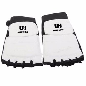 Taekwondo Foot Protector MMA Karate Foot Pads Sparring Gear Pair XL Price Philippines