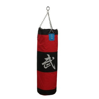 Thai Karate Boxing Punching Punch Kick Padded Bag / Chain Accessory