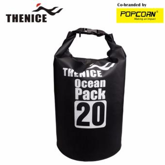 Thenice Ocean Pack Portable&Outdoor Waterproof Dry Bag 20L Price Philippines