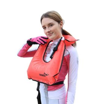 Thenice Unisex Outdoor High Quality Inflatable Life Vest & Jacket- For Adult BUY 1 TAKE 1 - 3
