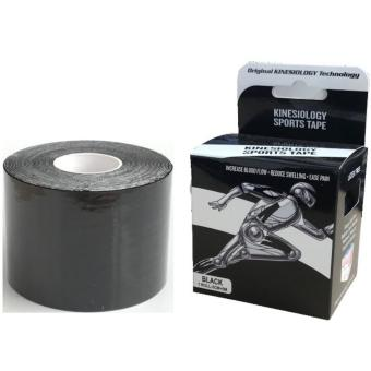 Topcare Muscle Tape 2-Way Kinesiology Technology (Black)