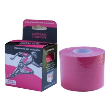 Topcare Muscle Tape 4-Way Kinesiology Technology (Pink)