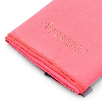 Towelite Sports Towel (Coral) - 2
