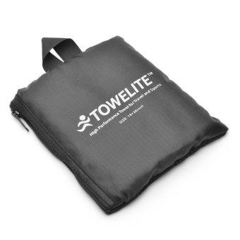 Towelite Sports Towel (Coral) - 3