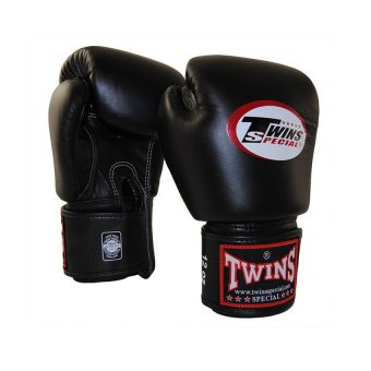 Twins Special Boxing Gloves 8oz (Black)