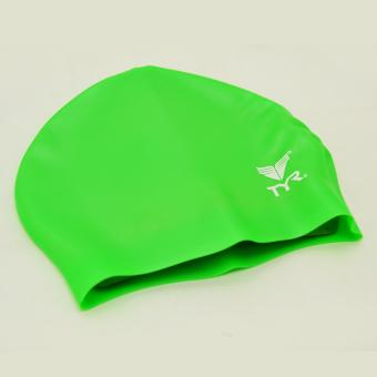 TYR Silicone Cap Wrinkle Free Junior