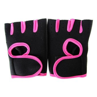 Unisex Women Men Weight Lifting Fitness Gym Exercise Training SportGlove New - intl