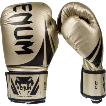 Venum Challenger 2.0 Boxing Gloves 16oz (Gold) Price Philippines
