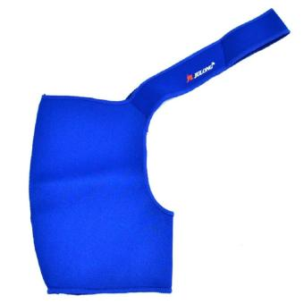 VerygoodJulong#725 Elastic Shoulder Support (Blue)forvolleyball/football/basketball