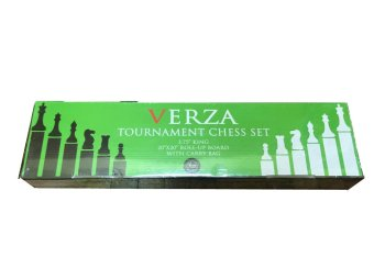 Verza Chess Set with Carrying Case - 2