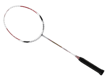 Victor Bravesword 1700N Badminton Racket (Red/White)