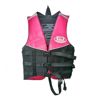 Voyage Life Jacket Vest (Red)