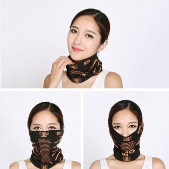 Warm Winter Ski Half Face Mask Ear Hole Wrap For Sports MotorcycleCycling