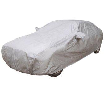 Waterproof Lightweight Nylon Car Cover for Sedan Cars