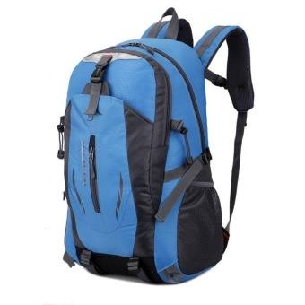 Waterproof Packs Mountaineering 40L Backpack Outdoor Hiking Bag Camping Travel - intl