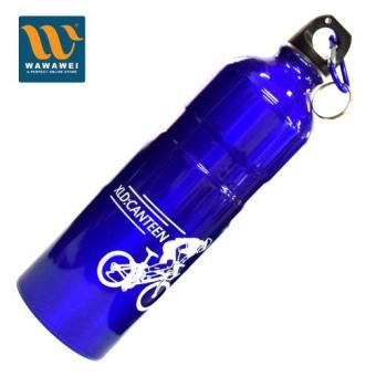 Wawawei Aluminum Alloy Cycling Bicycle Sports Water Bottle