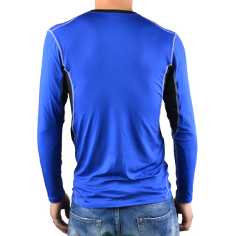WHD 433835 Anti-sweat Long Sleeve Cycling Jersey Top - picture 2