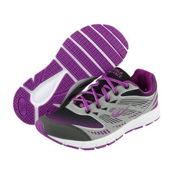 World Balance Endure L (Gray-Purple-Black)