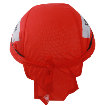 XINTOWN Men's Cycling Hat Outdoor Sports Polyester Mesh Fabric Red - picture 2