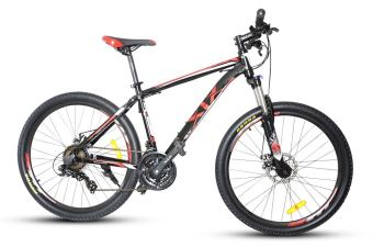 XiX X8 26 Mountain Bike (Black/White/Red)