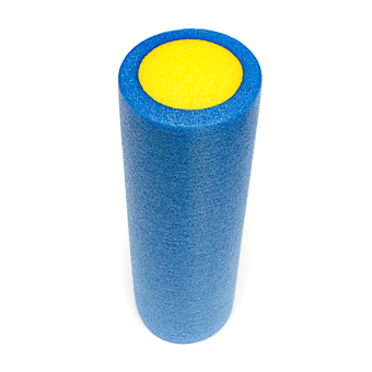 Yoga Foam Roller Pilate Massage Exercise Fitness Home Gym Smooth Surface 45cm - Intl - picture 2