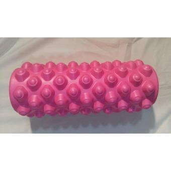 Yoga Foam Roller (pink) Price Philippines