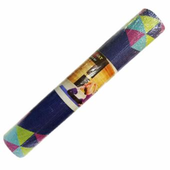 Yoga Mat 3mm Thick with Design