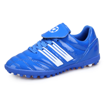 2016 Soccer Football Shoes for Kids Boys Men Shoes Outside andIndoor Shoes Football Running Outdoor Running Sneakers - intl